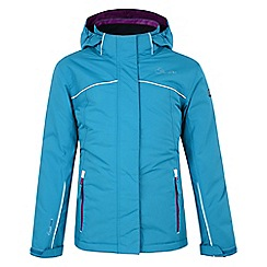 Dare 2B - Girls Blue epitomise waterproof mountain jacket