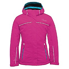 Dare 2B - Girls Electric pink epitomise waterproof mountain jacket