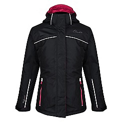 Dare 2B - Girls Black epitomise waterproof mountain jacket