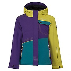 Dare 2B - Kids Purple Craze waterproof ski jacket