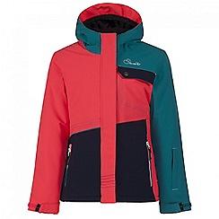 Dare 2B - Kids Pink Craze waterproof ski jacket