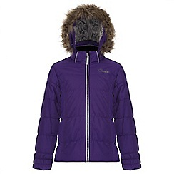 Dare 2B - Kids Purple Emulate waterproof ski jacket