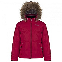 Dare 2B - Kids Pink Emulate waterproof ski jacket