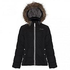 Dare 2B - Kids Black Emulate waterproof ski jacket