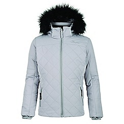 Dare 2B - Grey 'Relucent' kids waterproof ski jacket