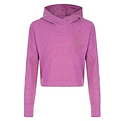 Dare 2B - Girls' purple preconceive hoodie