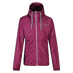 Dare 2B - Girls' camellia pur trepid waterproof jacket