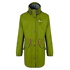 Dare 2B - Green 'Pledged' kids waterproof jacket