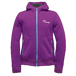 Dare 2B - Kids Purple implement sweater fleece