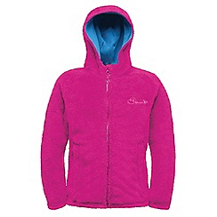 Dare 2B - Kids Electric pink enfold winter warm fleece