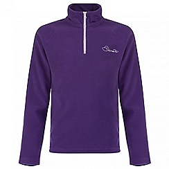 Dare 2B - Kids Purple Freeze jam half-zip fleece