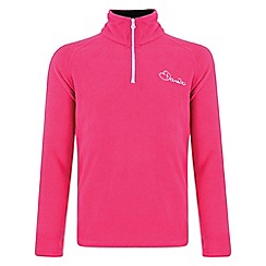 Dare 2B - Kids Electric pink freeze jam half-zip fleece
