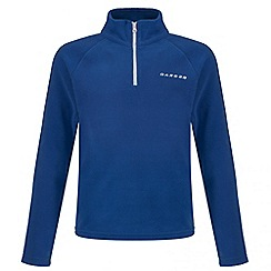 Dare 2B - Kids Blue Freeze jam half-zip fleece
