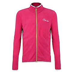Dare 2B - Kids Electric pink favour mid-layer mountain fleece