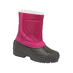 Dare 2B - Kids Pink Zeppa winter boot