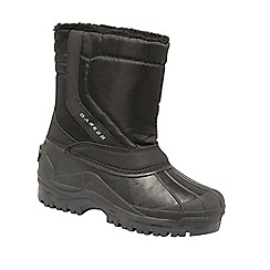 Dare 2B - Kids Black Zeppa winter boot