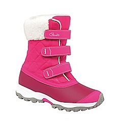Dare 2B - Kids Pink Skiway snow boot