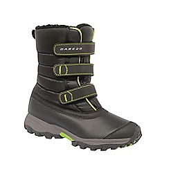 Dare 2B - Kids Black Skiway snow boot