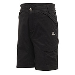 Dare 2B - Black kids unbounded shorts