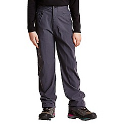 Dare 2B - Kids Grey proficiency lightweight trousers