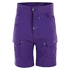 Dare 2B - Kids Purple accentuate showerproof short