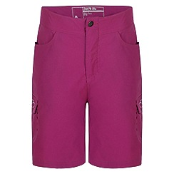 Dare 2B - Girls' purple accentuate shorts