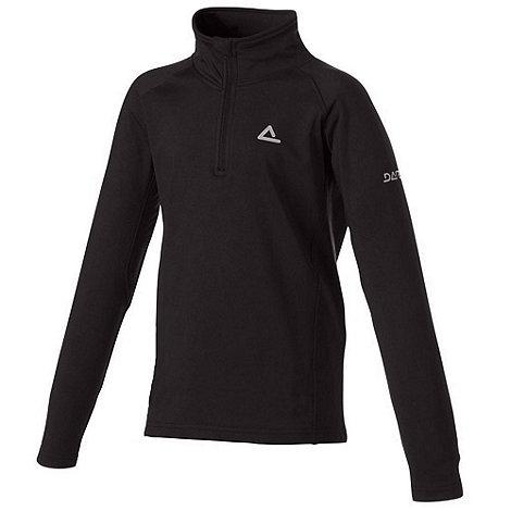 Dare 2B - Black Wriggle Lightweight And Stretchy Half Zip Top