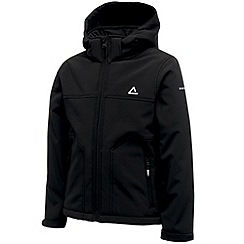 Dare 2B - Black boys force nine softshell
