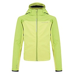 Dare 2B - Lime zest kids advocate softshell jacket