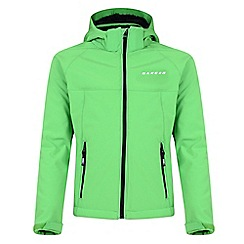 Dare 2B - Kids Green downpour softshell jacket