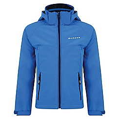 Dare 2B - Kids Blue downpour softshell jacket