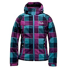 Dare 2B - Kids Purple revolt softshell jacket