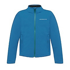 Dare 2B - Kids Blue derive softshell jacket