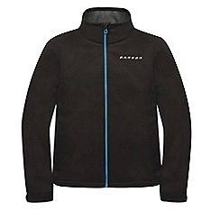 Dare 2B - Kids Black derive softshell jacket
