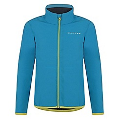 Dare 2B - Boys' blue derive softshell jacket