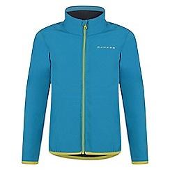 Dare 2B - Boys' blue derive softshell jacket