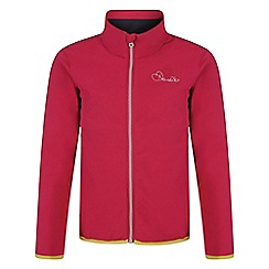Dare 2B - Girls' pink derive softshell jacket