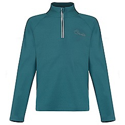 Dare 2B - Kids Teal Ricochet stretch mid layer