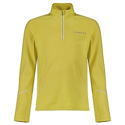 Dare 2B - Kids Yellow Ricochet stretch mid layer