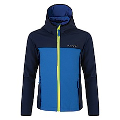 Dare 2B - Boys' blue advocate softshell jacket