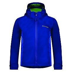 Dare 2B - Kids Blue 'Unravelled' softshell ski jacket