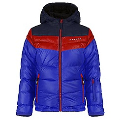 Dare 2B - Kids Blue Renege showerproof ski jacket