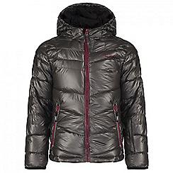 Dare 2B - Kids Silver Renege showerproof ski jacket