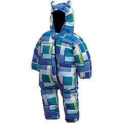 Dare 2B - Sky diver blue bugaloo baby snow suit