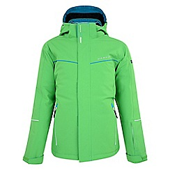 Dare 2B - Kids Green exclaim waterproof snow jacket