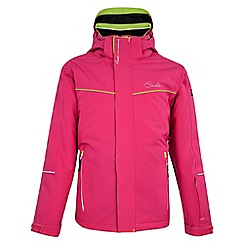 Dare 2B - Kids Electric pink exclaim waterproof snow jacket