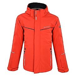 Dare 2B - Kids Fiery red exclaim waterproof snow jacket