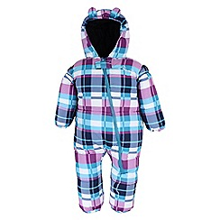 Dare 2B - Kids Purple bugaloo all in one snowsuit