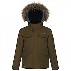 Dare 2B - Kids Khaki Kickshaw waterproof ski jacket