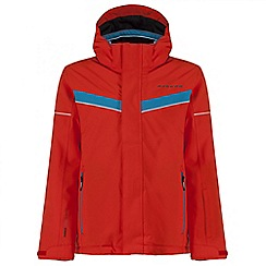 Dare 2B - Kids Orange Mentored waterproof ski jacket